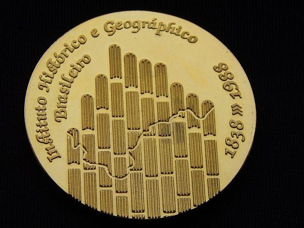 Resultado de imagem para selo do INSTITUTO HISTÓRICO E GEOGRÁFICO BRASILEIRO