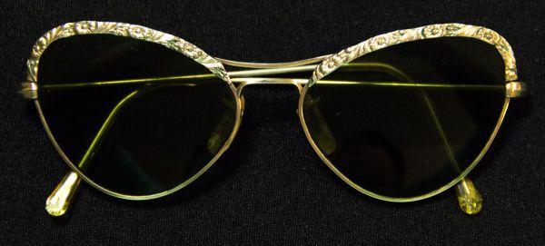 21a64f830 JÓIAS, antigo óculos art nouveau com armações espessurada em ouro 12 k .