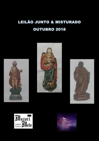 LEILÃO JUNTO & MISTURADO - OUTUBRO 2018.