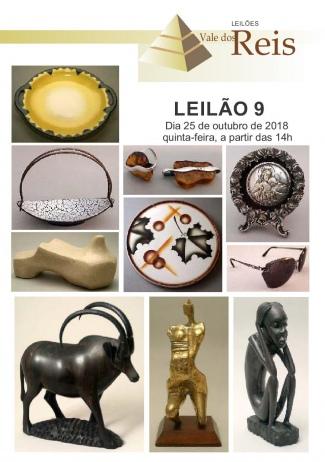 LEILÃO VALE DOS REIS - OUTUBRO 2018