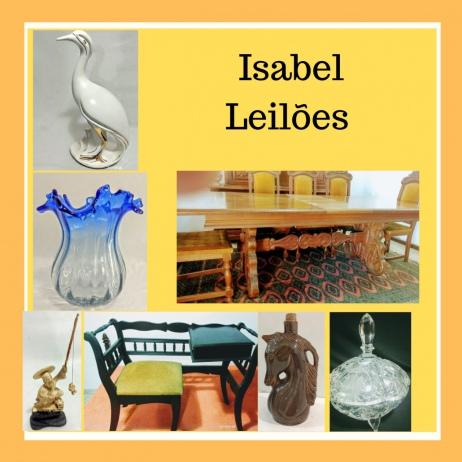 Isabel Leilões