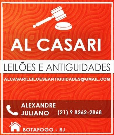 LEILÃO AL CASARI - Março 2019