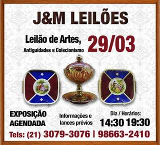 J & M LEILÕES - MARÇO DE 2019