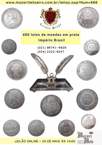 BRAGA LEILÕES - MAIO 2019 - (21) 96741-4929