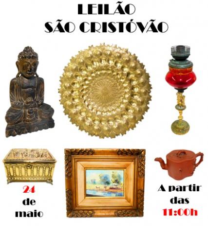LEILÃO SÃO CRISTÓVÃO -  (21) 96501-5335