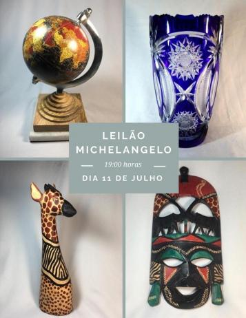 LEILÃO MICHELANGELO -  JULHO 2019