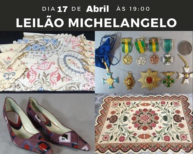 LEILÃO MICHELANGELO - MARÇO 2020